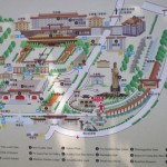 Pictorial Map of Fo Guang Shan