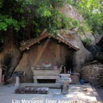 The place where Lin Moniang ascended to heaven in A.D. 987