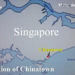 Location of Chinatown