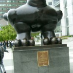 """Bird"" by Botero"