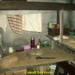 A squalid living condition