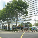 "A ""Sook Ching"" centre in front of Hong Lim Complex"