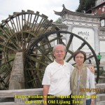 Water-Wheels in Old Lijiang Town