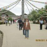The Square in Naxi Village