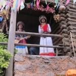 Singing by Naxi ladies