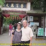 Entrance to Dragon Gate, Xishan