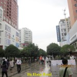 Bu Hang Road, a pedestrian walkway
