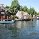 A peaceful village on Amity Island