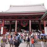 Sensoji Temple or Asakusa Temple