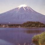 Mt. Fuji, a landscape icon of Japan