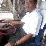 Yangon Bus Driver, Khin Kyaw