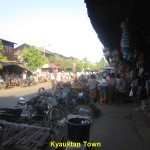 Kyauktan Town
