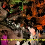 "A large ""hall"" of Dragon King Cave"