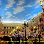 "Grand Canal Shoppes in ""The Venetian"""