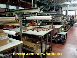 Pierotucci Leather Factory Workshop, Florence