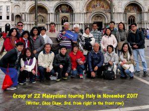 Malaysia Tour Group
