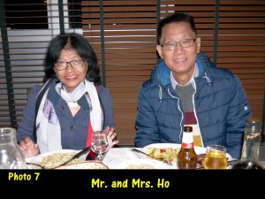 Mr. and Mrs. Ho