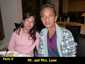 Mr. and Mrs. Leow