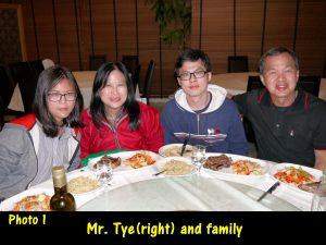 Tye Family