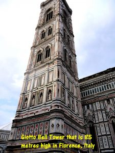 Giotto Bell Tower, Florence