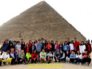 Egypt Tour Group of Singaporeans and Malaysians